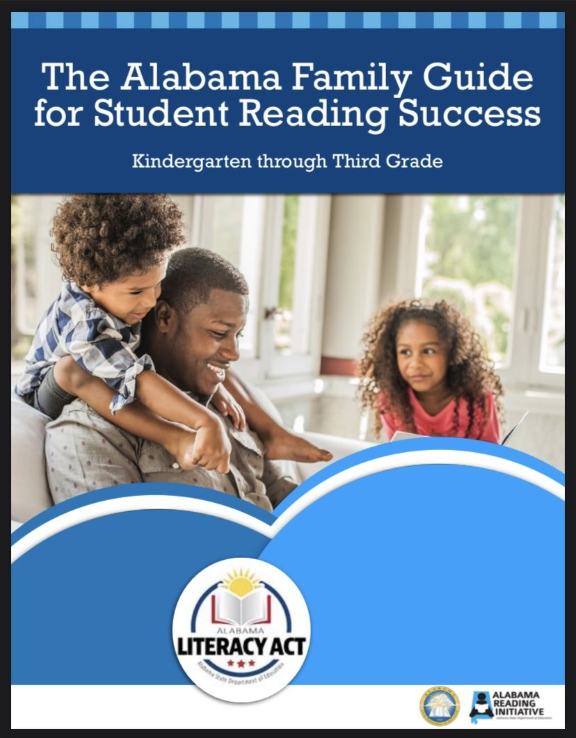 Alabama Family Guide for Student Reading Success