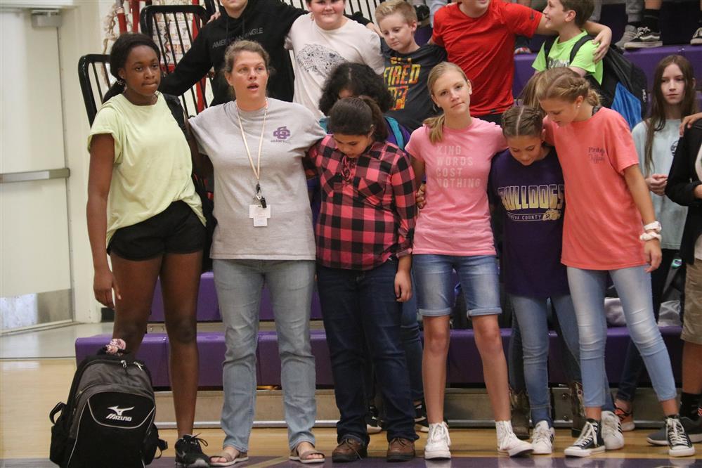 Geneva County Middle School / Homepage